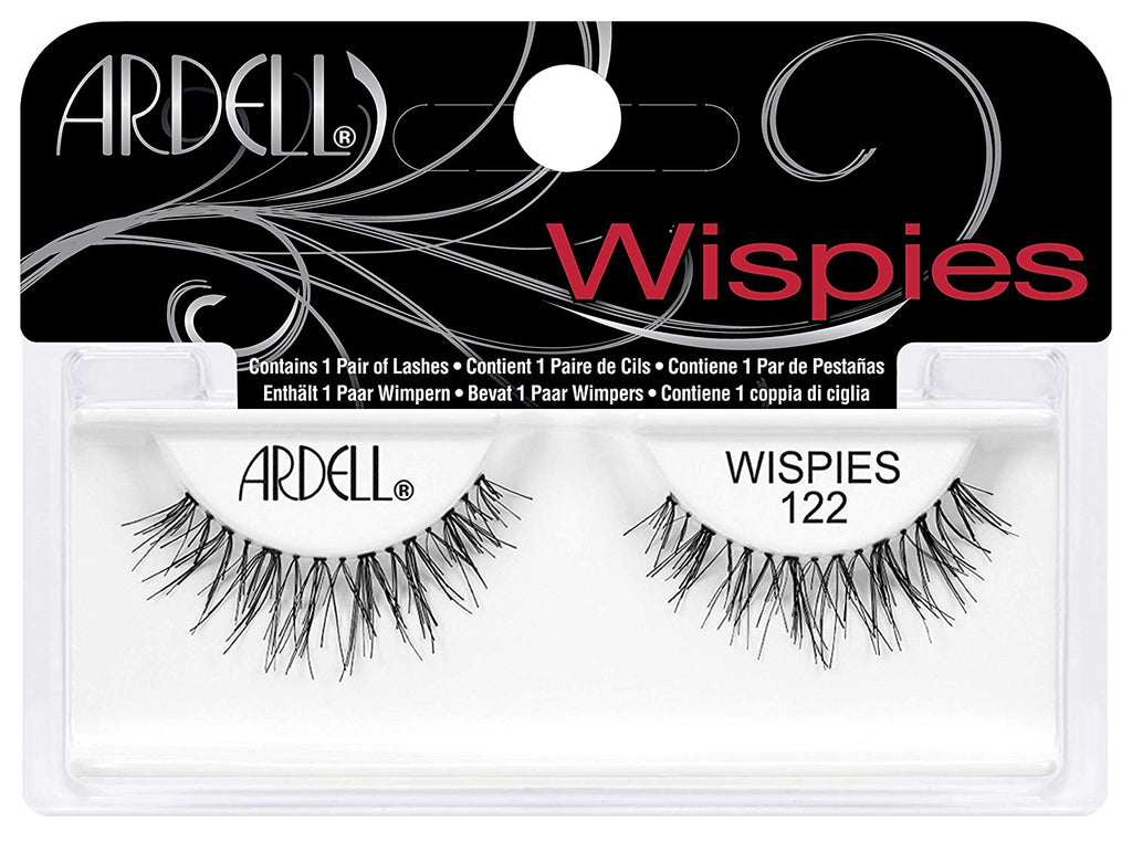 Ardell Lashes Wispies 122 with Free DUO Glue