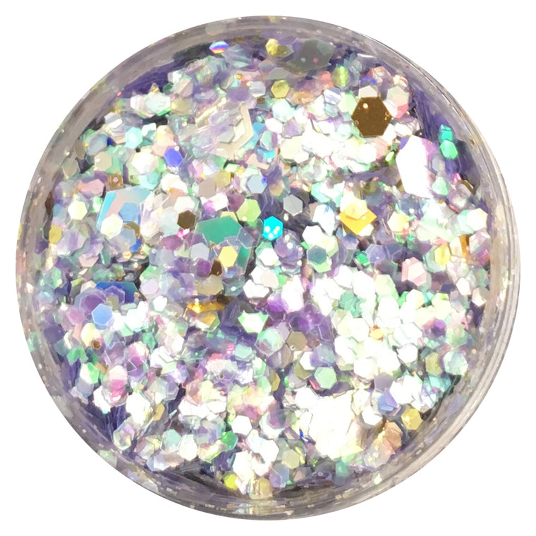Prima Makeup 30mm Loose Glitter for Face and Body - Abracadabra