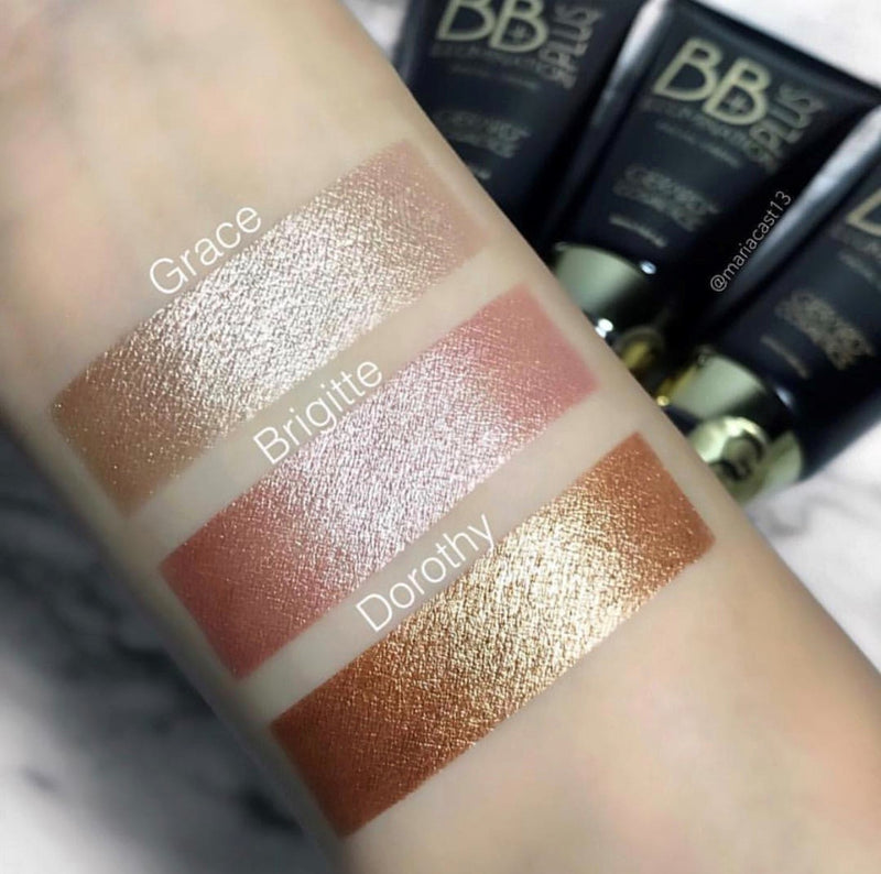 Gerard Cosmetics All Glowed Up BB Plus Illumination Creme