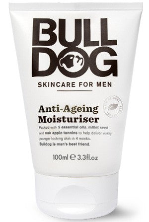 Bulldog Skincare for Men Anti-Ageing Moisturiser - 100ml