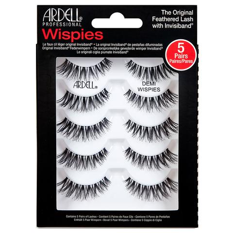 Ardell Demi Wispies Multipack (contains 5 pairs)