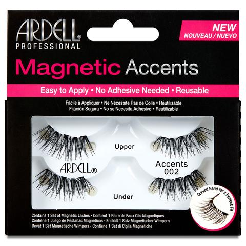 Ardell Magnetic Lashes Natural Accents 002