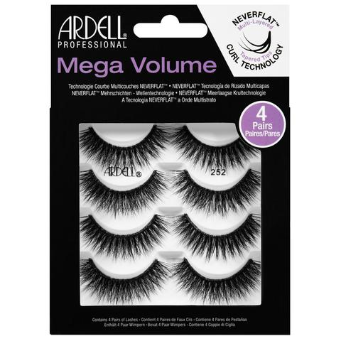 Ardell Mega Volume Lashes 252 Multipack 4 pairs
