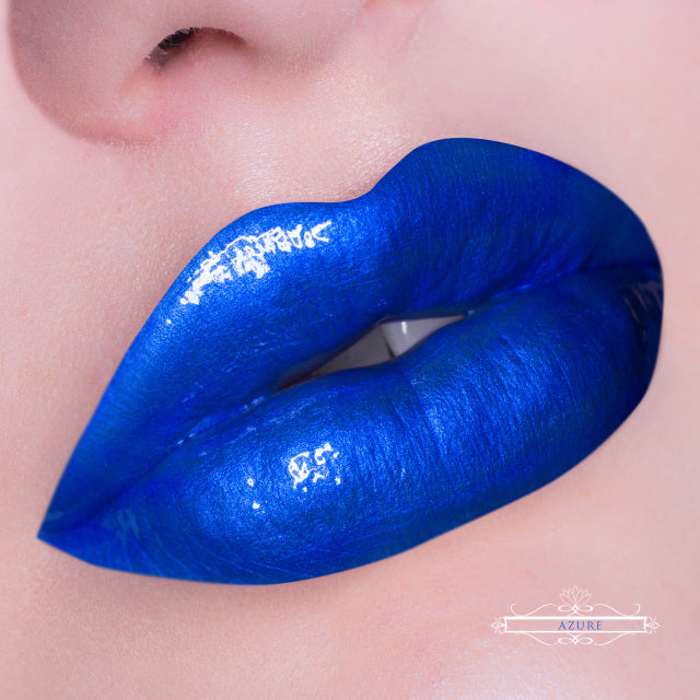 House of Beauty Lip Hybrid - Azure
