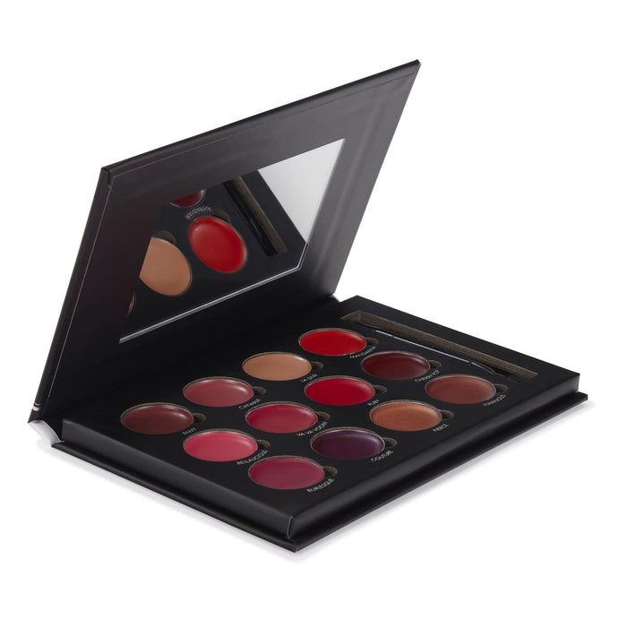 bellapierre Cosmetics 12 Color Pro Lip Palette