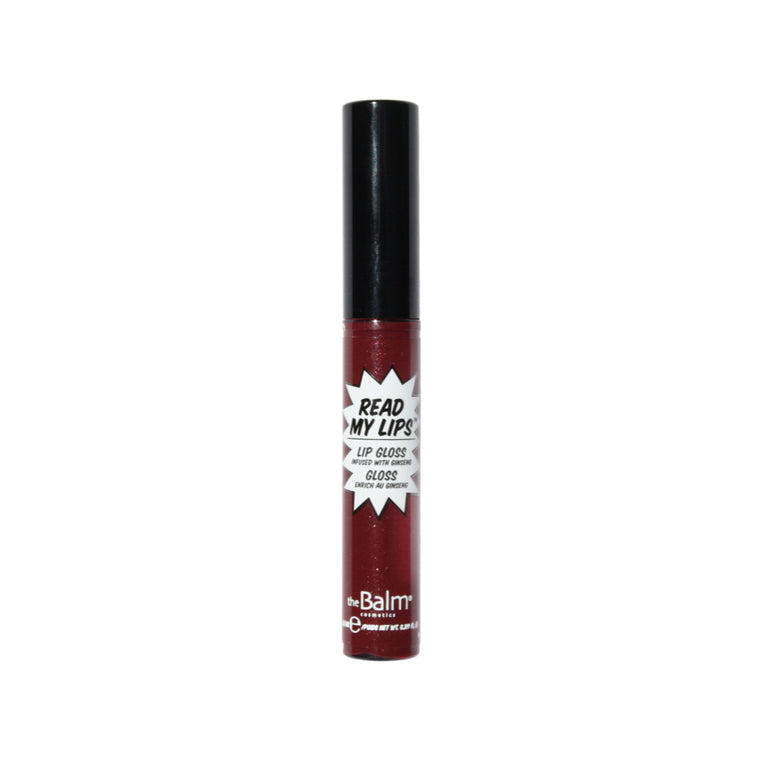 theBalm Cosmetics Read My Lips® Lip Gloss Infused With Ginseng