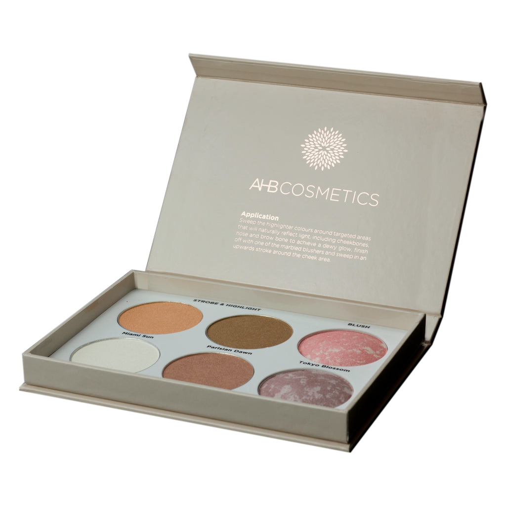 AHB Cosmetics Highlight and Strobe Kit