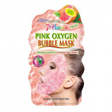 Montagne Jeunesse 7th Heaven Pink Bubble Face Mask