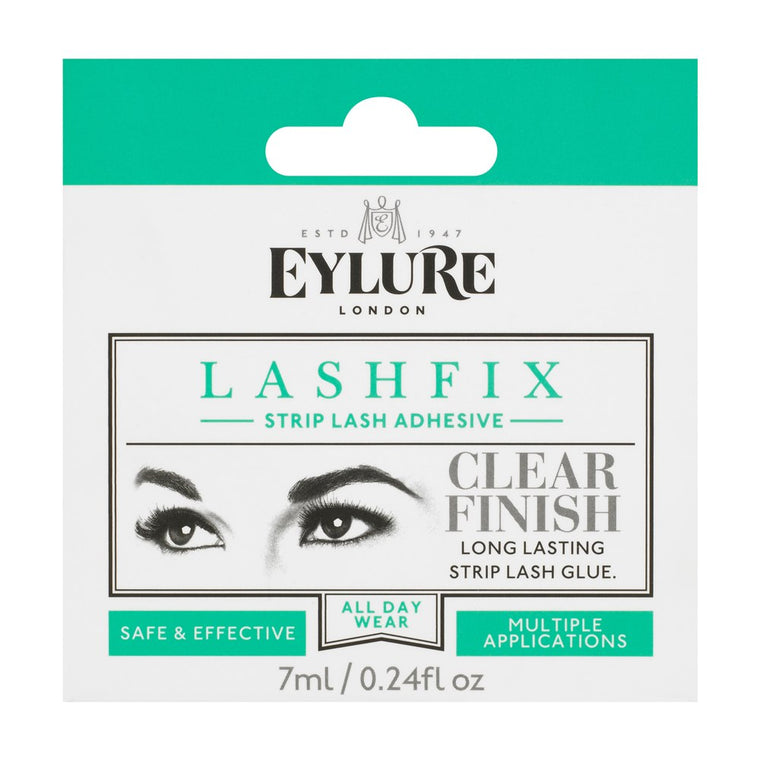 Eylure Lashfix 7ml Strip Clear Lash Adhesive