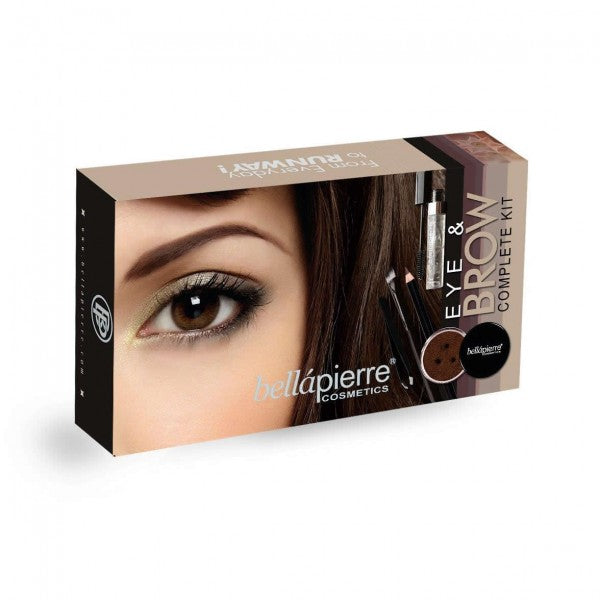 bellapierre Cosmetics Eye & Brow Complete Kit