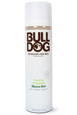 Bulldog Skincare for Men Foaming Original Shave Gel - 200ml