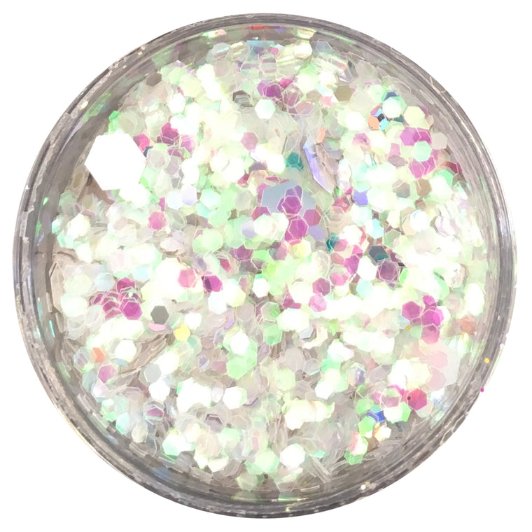 Prima Makeup 30mm Loose Glitter for Face and Body - Ice Queen