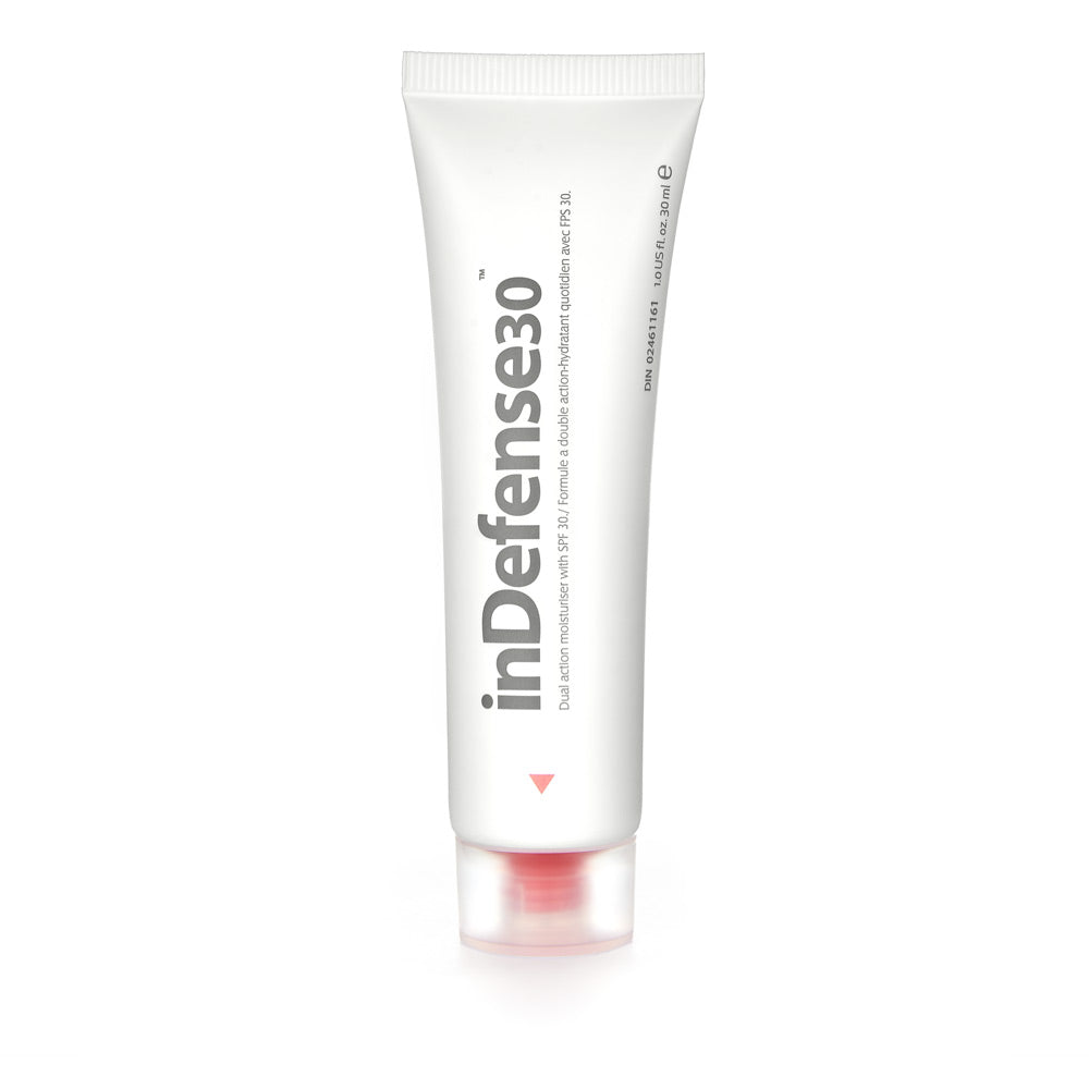 indeed Labs defense 30 dual action moisturiser with SPF30 - 30ml