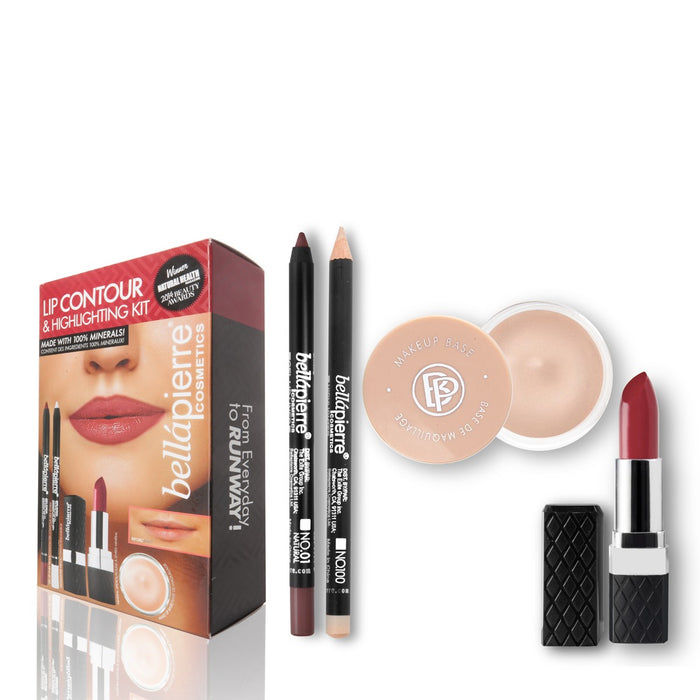 bellapierre Cosmetics Lip Contour and Highlighting Kit