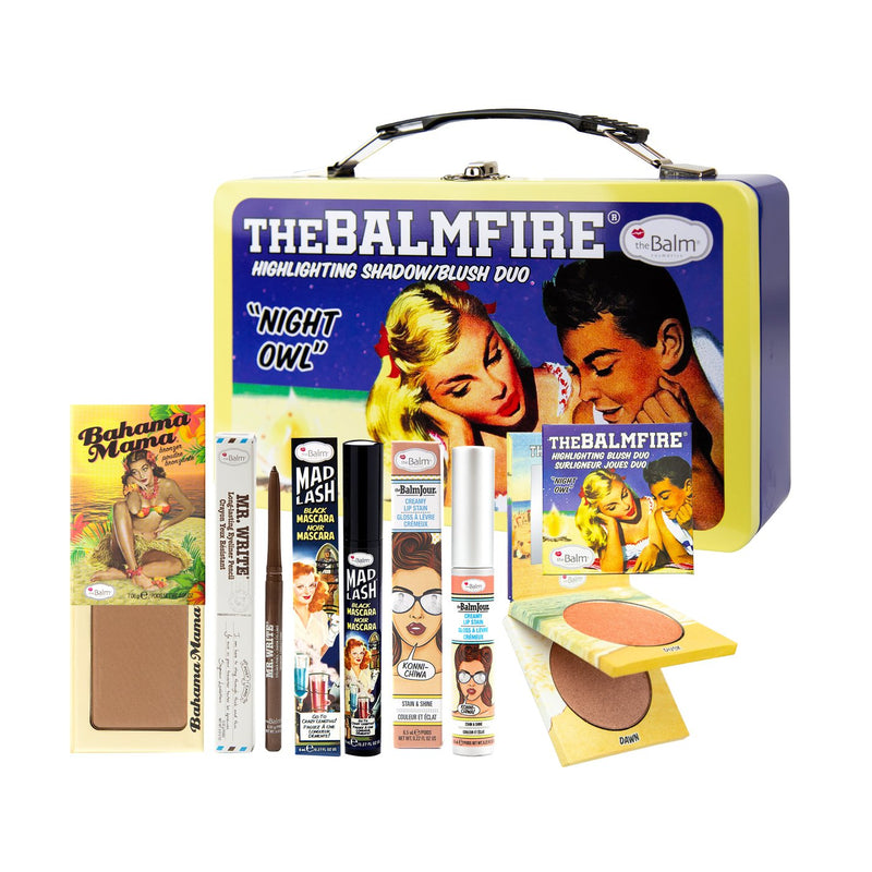 theBalm Cosmetics theBalm Fire Lunchbox Peach Please Limited Edition
