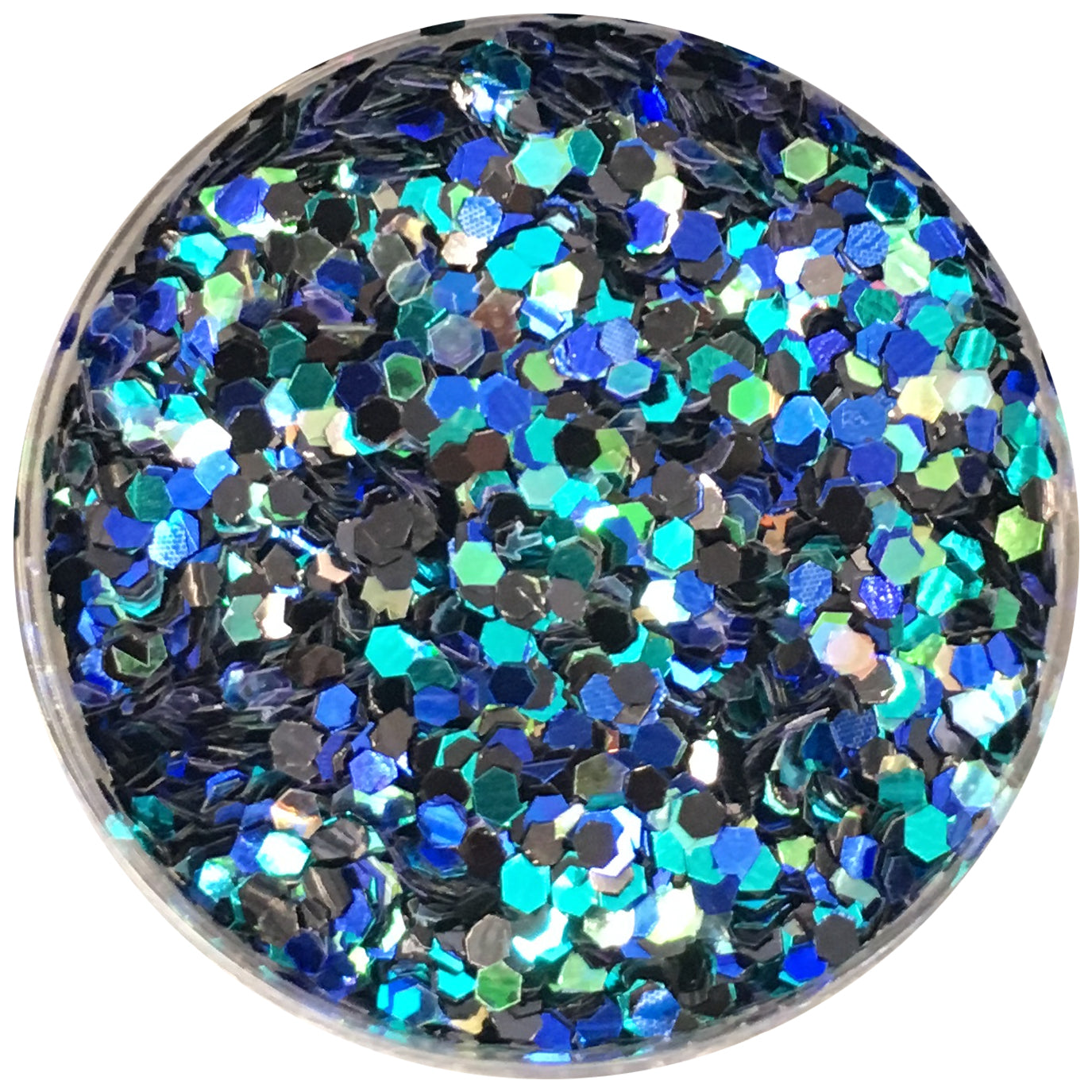 Prima Makeup 30mm Loose Glitter for Face and Body - Midnight Madness