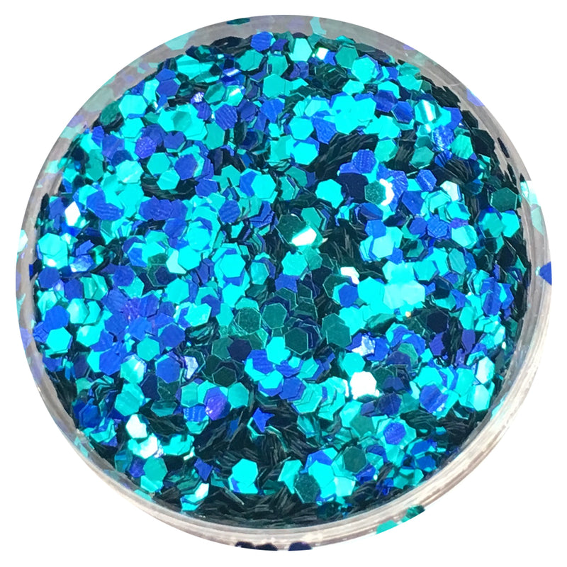 Prima Makeup 30mm Loose Glitter for Face and Body - Oceana