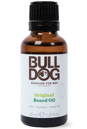 Bulldog Skincare for Men Original Beard Oil 30ml