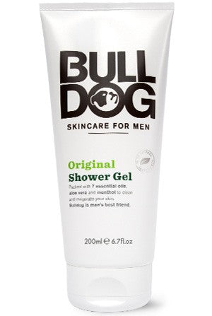 Bulldog Skincare for Men Original Shower Gel, 200ml