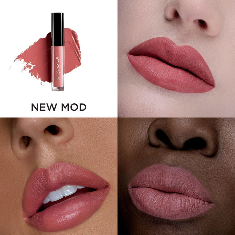 Sigma Beauty Kismatte™ Lip Trio - 3 Mini Matte Liquid Lipsticks