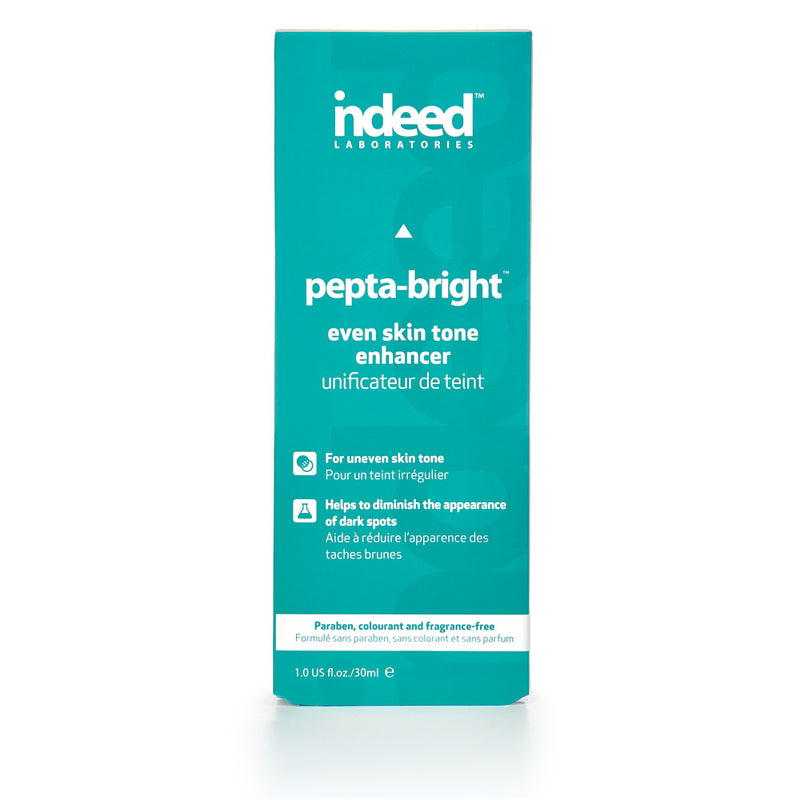 Indeed Labs Pepta-bright - 30ml Even Skin Tone Enhancer and Skin Brightener