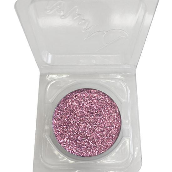 Prima Makeup Pressed Glitter Pink Multi-Tonal Eyeshadow  - Pink to Make the Boys Wink