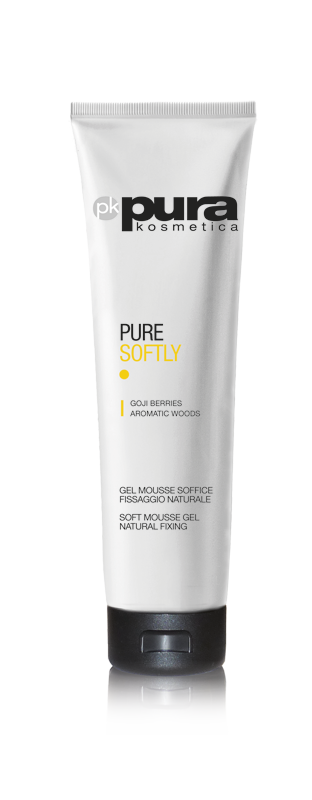 Pura Kosmetica Pure Softly Mousse Gel, 150ml