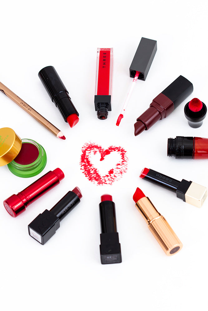 Mystery Red Lip Bundle