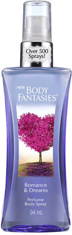 Body Fantasies Signature Fantasy Fragrance Body Spray