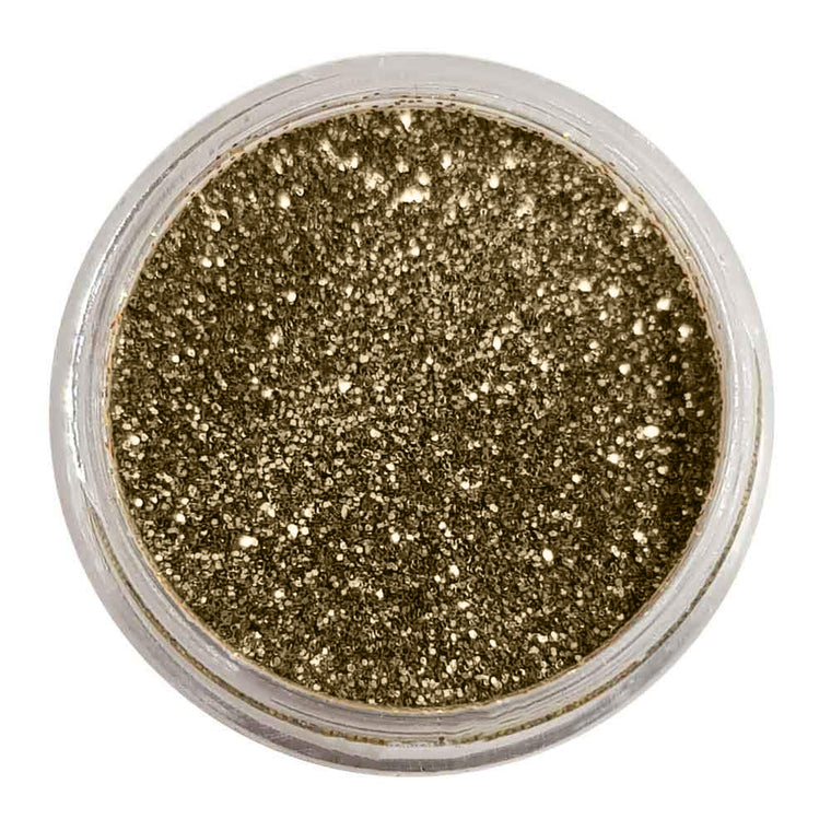 Prima Makeup Fine Glitter Single Stacker - Liquid Gold