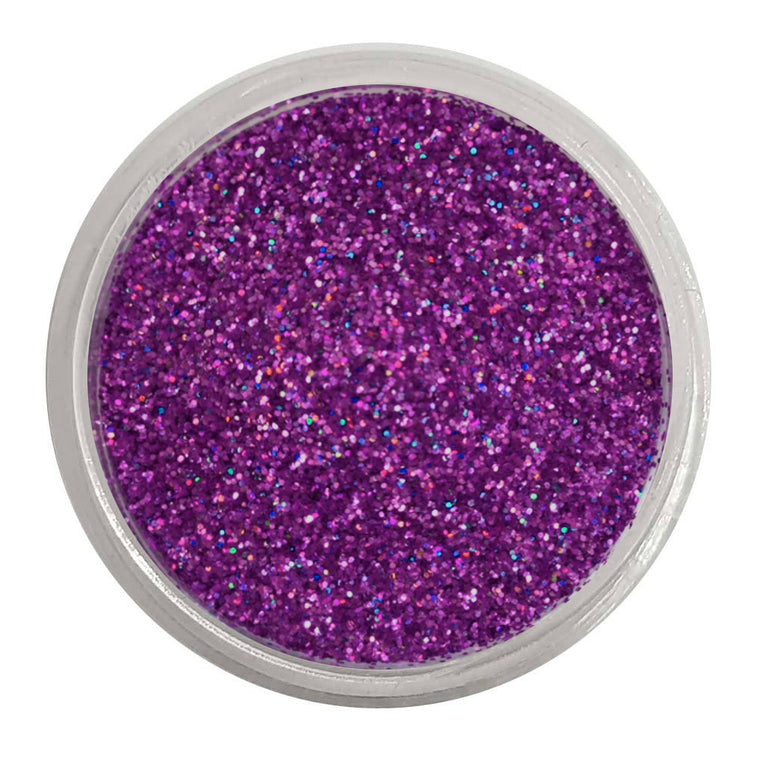 Prima Makeup Fine Glitter Single Stacker - Princess Wears Purple