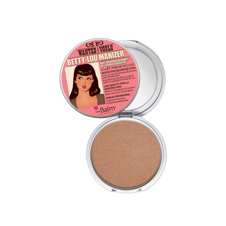 theBalm Betty Lou Manizer Shimmer Bronzing Powder