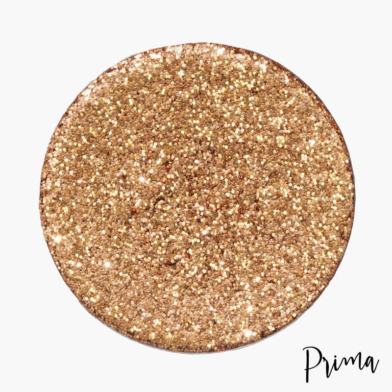 Prima Makeup Shade and Sparkle Eyeshadow and Glitter Palette - She Said Yes