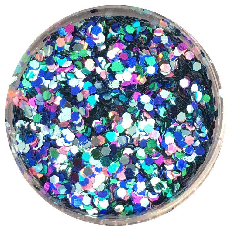 Prima Makeup 30mm Loose Glitter for Face and Body - Wannabe Mermaid