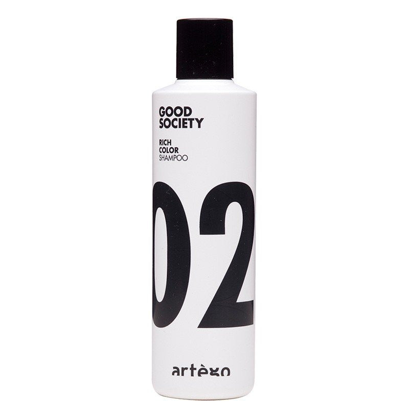 Artego Good Society Rich Colour Shampoo - 02