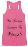My Favorite Accessory is My Motorcycle