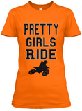 Pretty Girls Ride T-Shirt