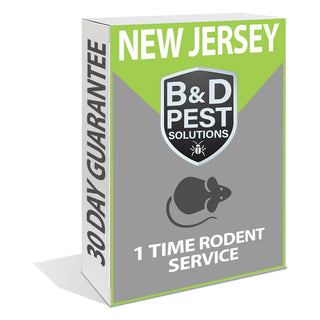 New Jersey 1 Time Rodent Service