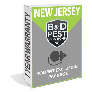 New Jersey 1 Year Rodent Exclusion Package (12 Month Guarantee)