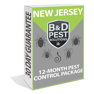 New Jersey 12-Month Pest Control Package (12-Month Guarantee)
