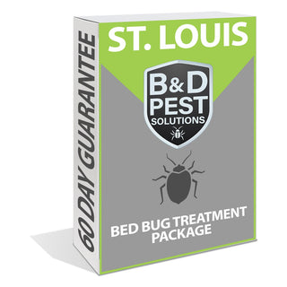 St. Louis Bed Bug Treatment Package (60 day guarantee)