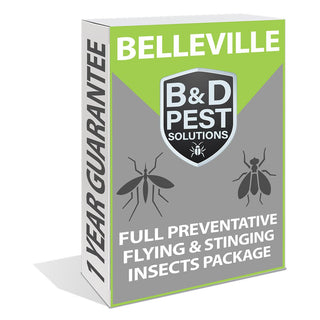 Belleville Full Preventative Flying & Stinging Insects Package