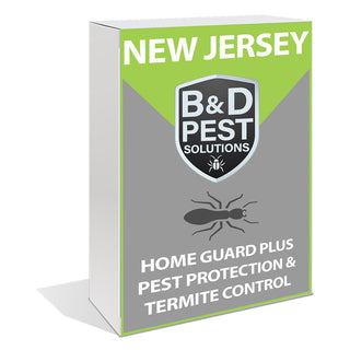 New Jersey Home Guard Plus Pest Protection & Termite Control (12 Month Guarantee)