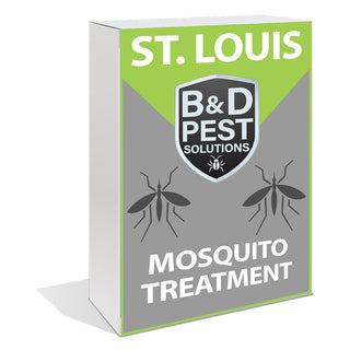 St. Louis Mosquito Treatment
