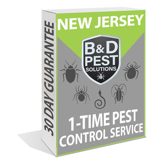 New Jersey 1-Time Pest Control Service (30-Day Guarantee)