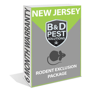 New Jersey Rodent Exclusion Package (6-Month Warranty)