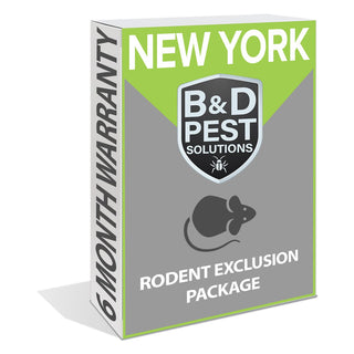 New York Rodent Exclusion Package (6-Month Warranty)