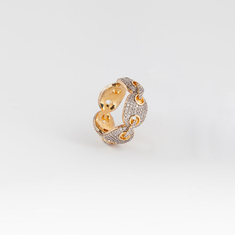 Gucci Link Ring