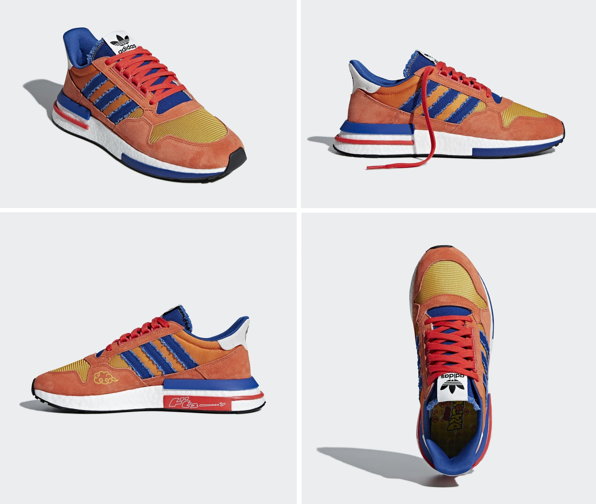 140061bad Outubro celebra a chegada do primeiro drop da collab Adidas x Dragon ...