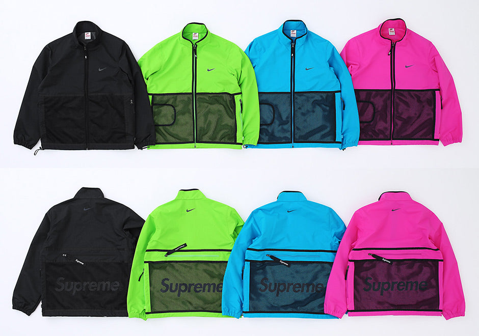 Supreme/Nike Trail Running Jacket